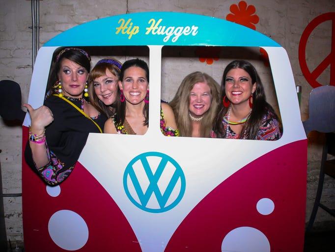 The Krewe of Hip Huggers celebrates its 20th anniversary