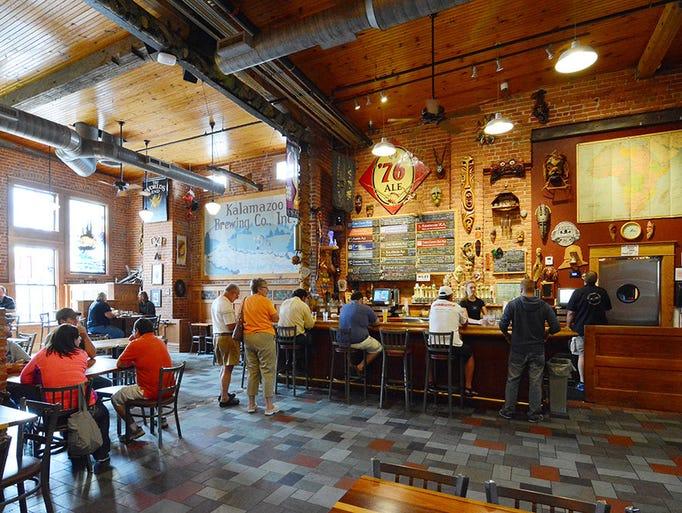 Bell S Brewery Food Menu