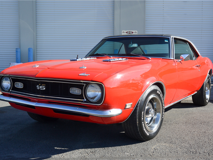 See Prices Of Unique Cars Sold At Barrett Jackson Monday