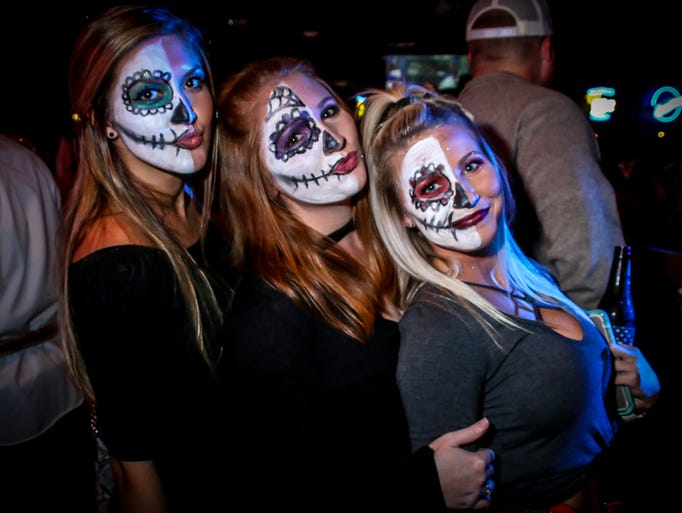 Halloween parties spawn the scary, wicked, wild