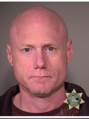Pattric Langley's mugshot from his 2016 arrest.
