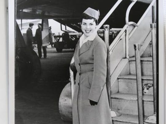 Fernando's mother, Marguerite Rosmarie Fernando, worked at Pan American World Airways as a director of sales during the early-to-mid-1950's.
