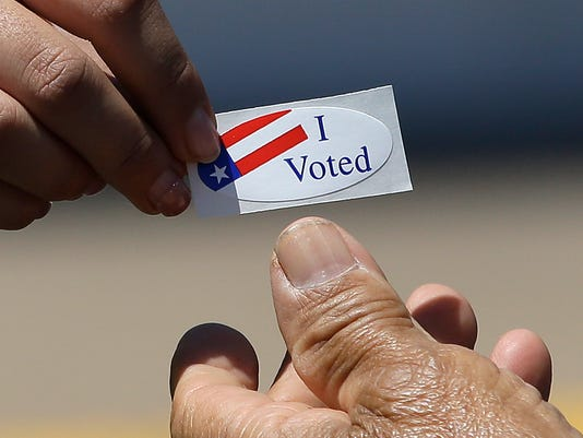 AP CALIFORNIA PRIMARY ELECTION A ELN USA CA