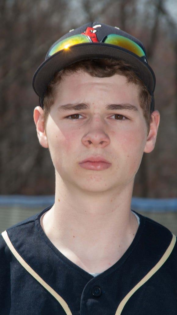 Brycen Hohman, Forbes Road baseball