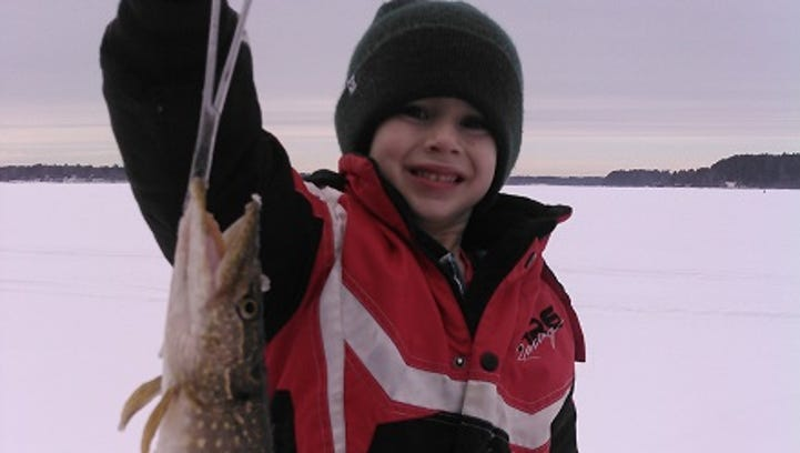 Tomahawk area fishing report for Jan. 17