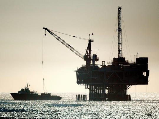 EPA USA CALIFORNIA TRUMP OFFSHORE OIL DRILLING EBF ENERGY & RESOURCES POLITICS USA CA