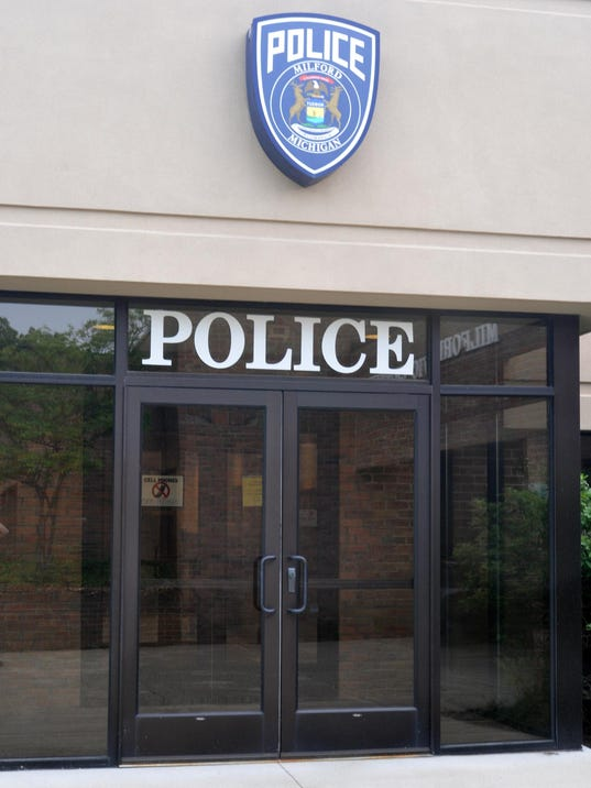 Milford Police Station