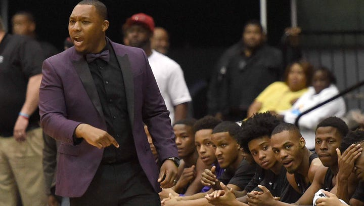After just one year at Columbus, Anthony Carlyle accepts head coaching job at Yazoo City
