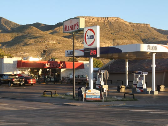 10th Street and Scenic Drive Allsup's