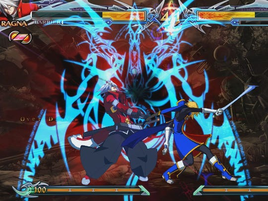 Flashy combos and a deep fighting system are the hallmarks of BlazBlue: Chrono Phantasma Extend, though Stylish Mode also gives novices a fighting chance.
