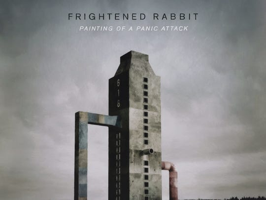 """""""Paintings of a Panic Attack,"""" by Frightened Rabbit."""