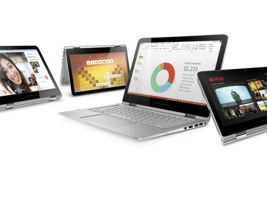 2-in-1 - HP Spectre x360 - b