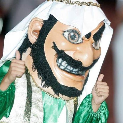 Coachella Valley High School 'retires' Arab mascot