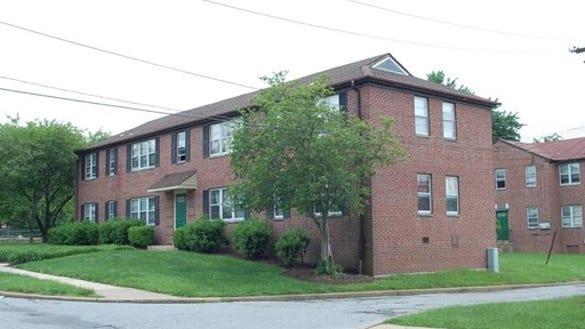 Lancaster Court Apartments Wilmington De