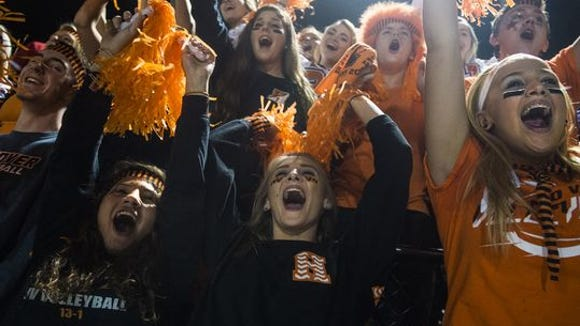 Hanover gave its fans a thrill by starting 8-0 last season.