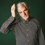 Singer-songwriter Robyn Hitchcock performs Thursday at The Dock in Ithaca.