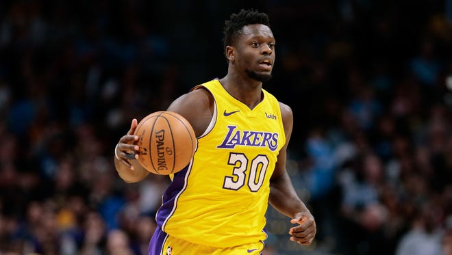Julius Randle: Reportedly agrees to sign with New Orleans.