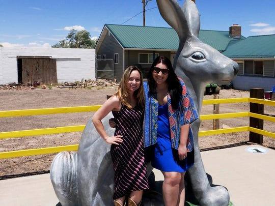 The Jackrabbit Trading Post in Joseph City offers an