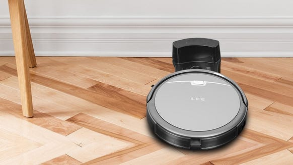 Hire a robot to help with the cleaning.
