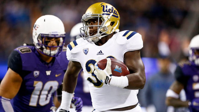 UCLA LB Myles Jack also played tailback in college.