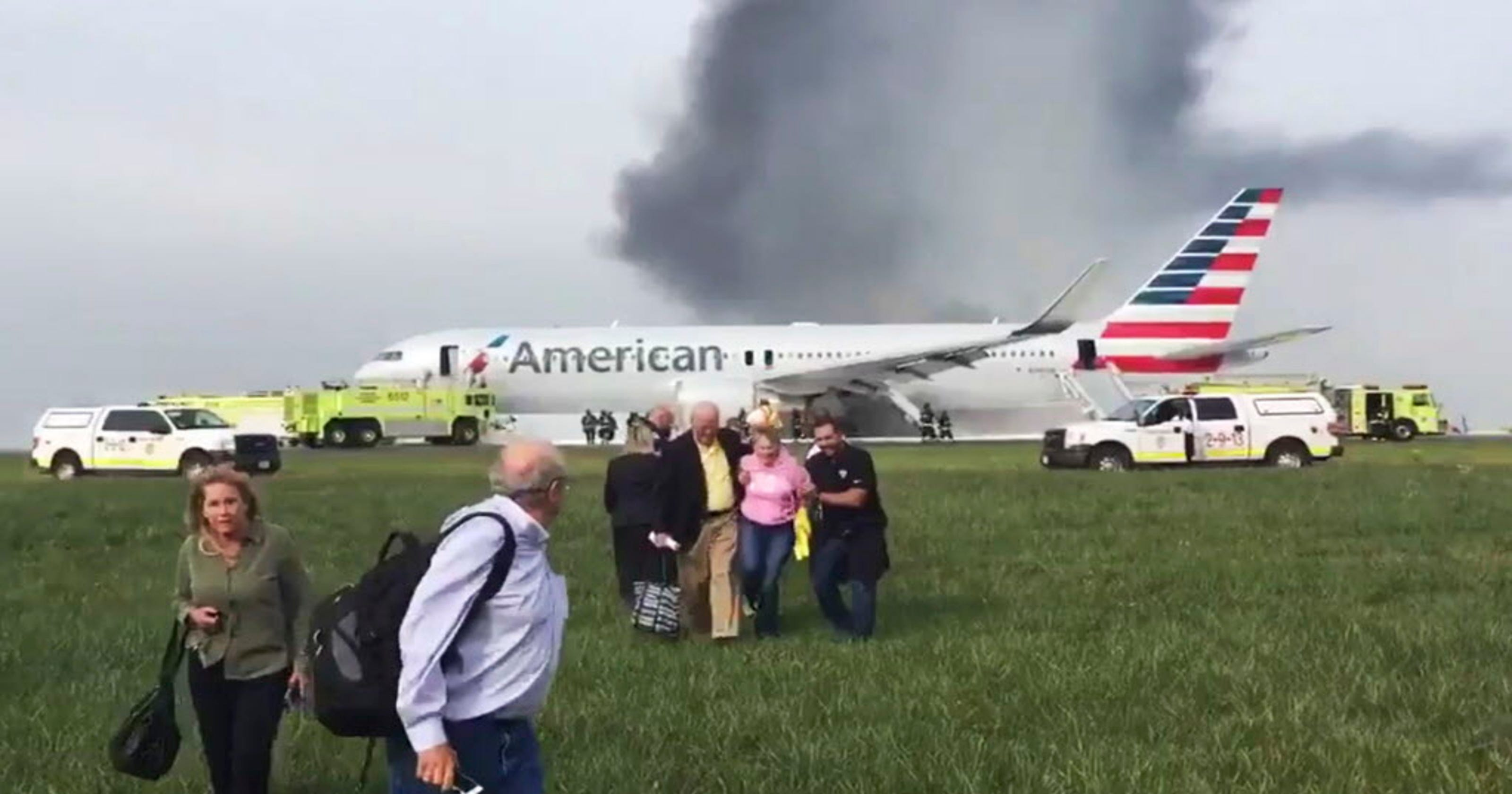 Investigation Finds Chaotic Evacuation From Fiery American