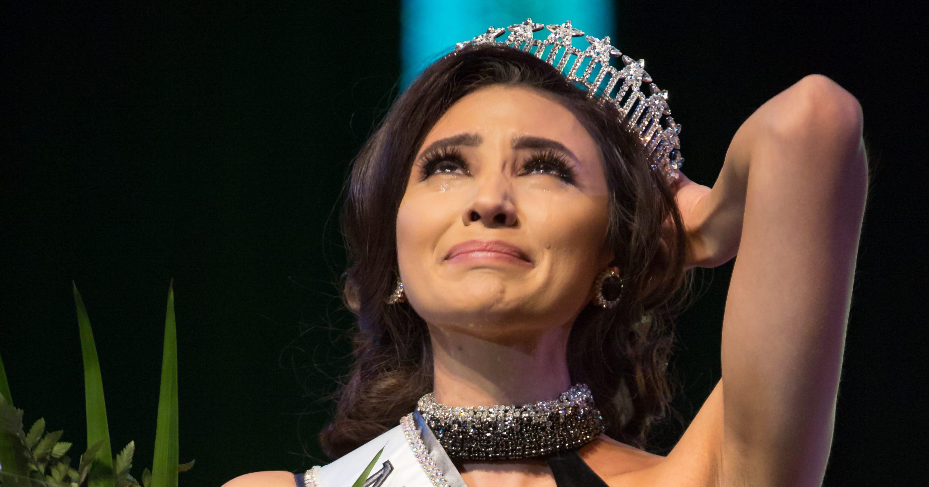 Las Cruces engineer Kristen Leyva wins Miss NM USA