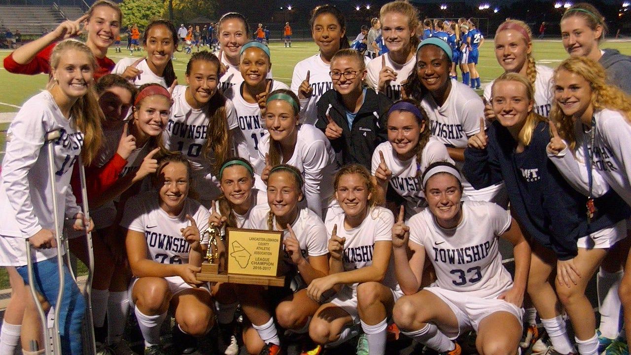 Manheim Township claims L-L girls' soccer title