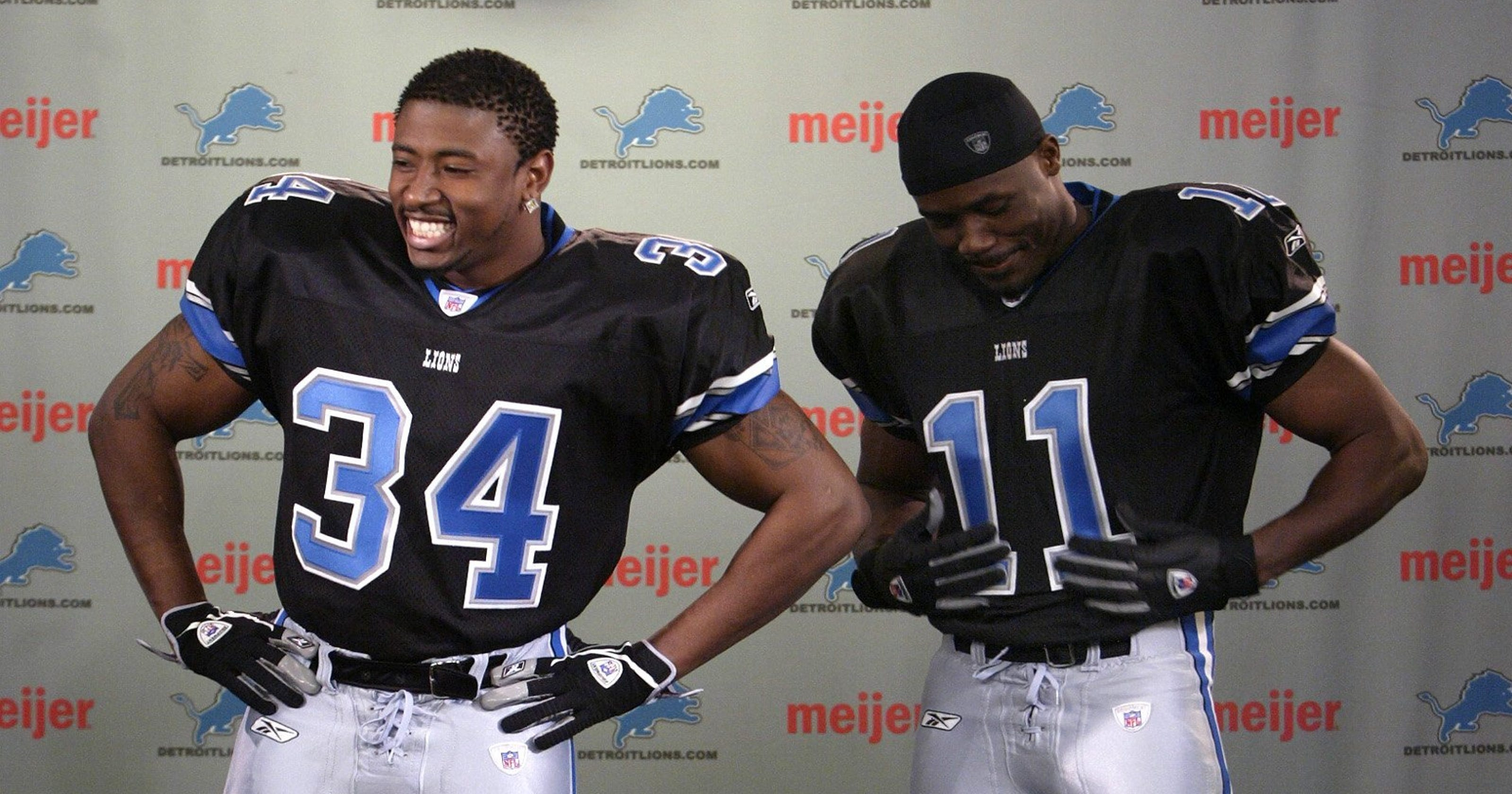 the latest fa541 f6ecf Detroit Lions nearly debuted all-black Color Rush uniforms ...
