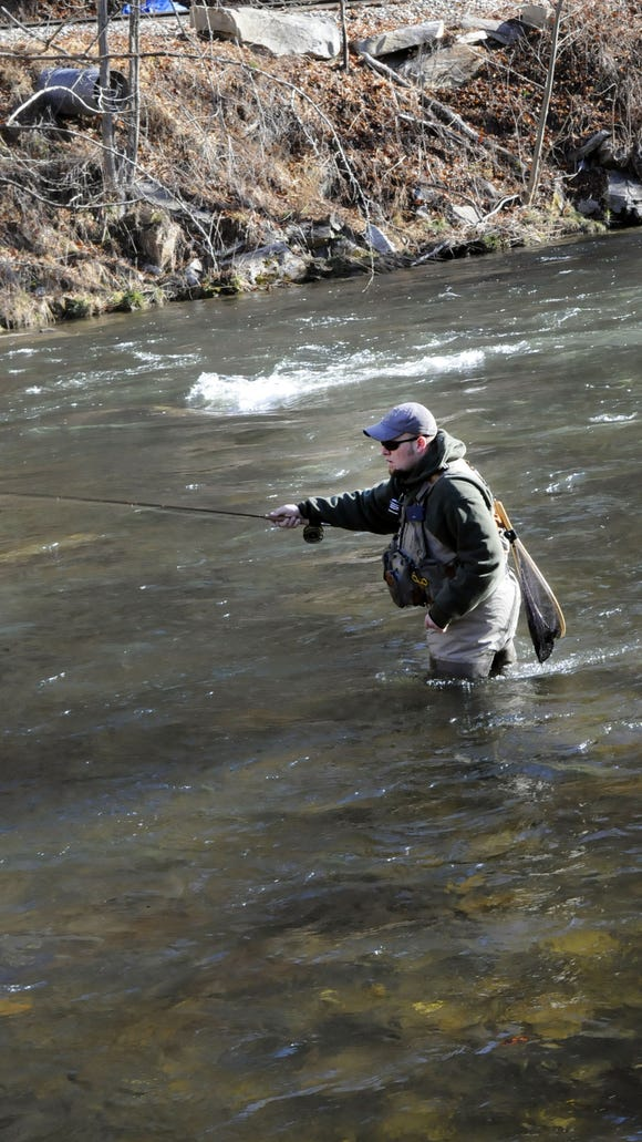 Orvis in Biltmore Park will hold free fly-fishing clinics in June.