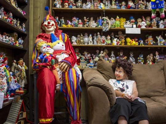Clown Motel For Sale