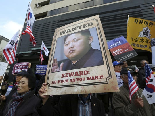 North Korea The Terror List