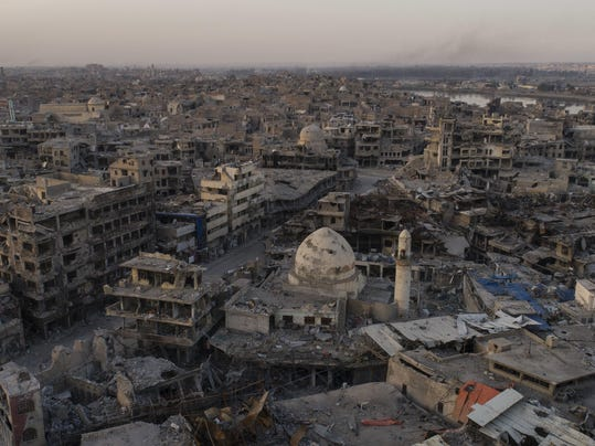 Islamic State Rebuilding Iraq