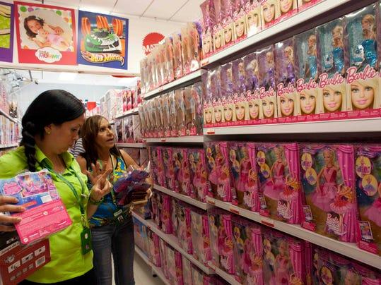 Venezuela Barbie Bonanza