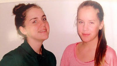 Kalie Gill, left, 15, of the Bronx was killed and her sister, Lindsey Gill, 12, was critically injured on Oct. 11, 2013 when an SUV lurched out from a parking spot during a carnival hosted by St. Paul the Apostle Church in Yonkers.