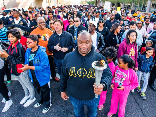 PNI mlk march and festival