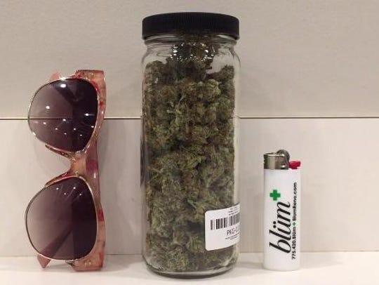 Since Nevada legalized recreational marijuana, anyone