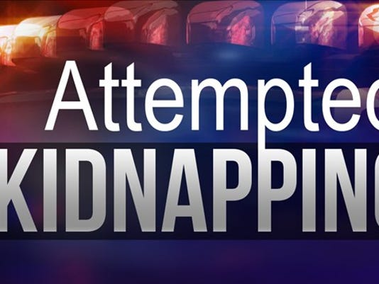 Attempted kidnapping