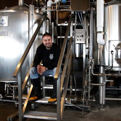 Grist Iron Brewing Co., co-owned by Patrick Palmer,