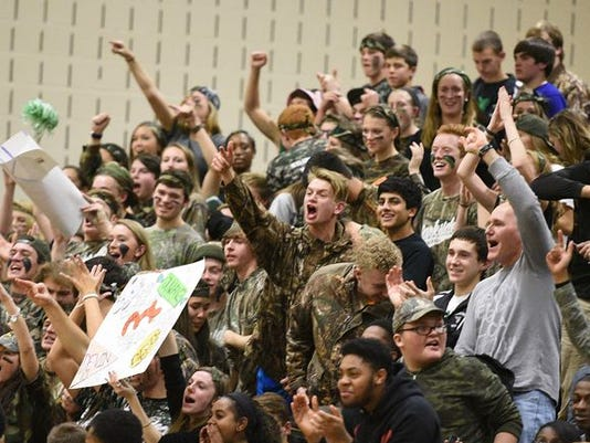 Green Machine Camo (Fans of the Week)