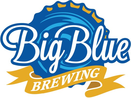 Big Blue Brewing is a business of the year finalist.