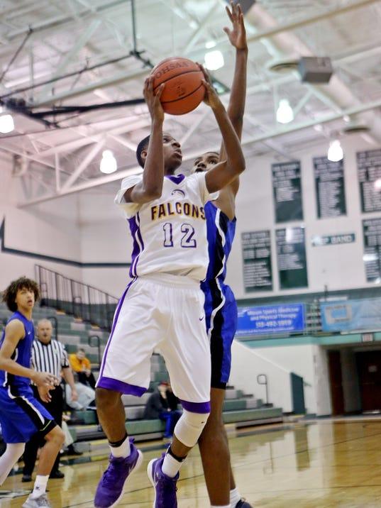 Aiken at Wyoming Sectional Boys Basketball