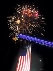 Celebrate the Fourth of July in La Vergne.