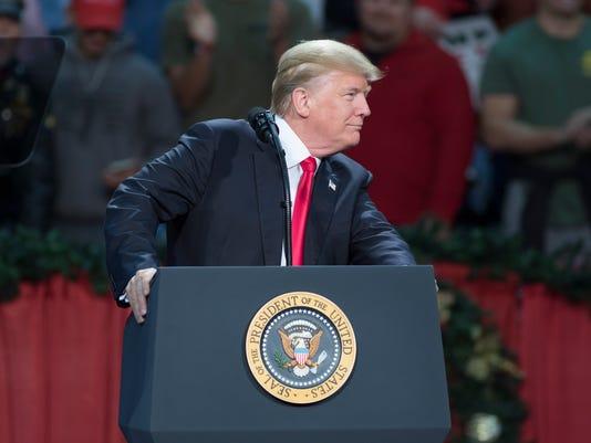 Trump Pensacola Rally