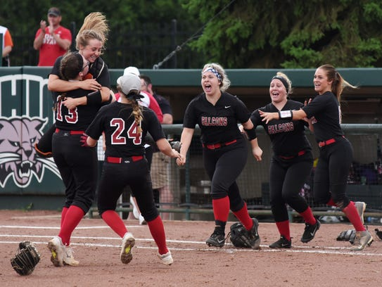 Fairfield Union celebrates after a 1-0 win against