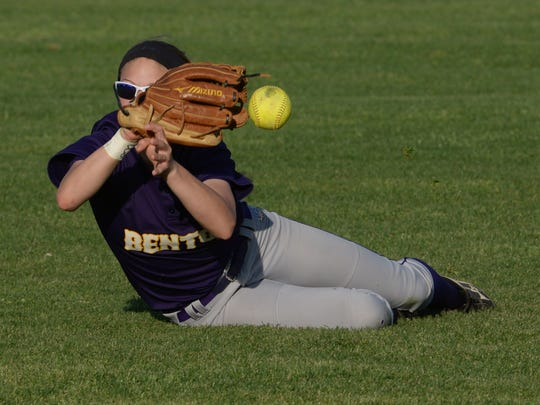 Benton's Hallie Saintignan is one of the key reasons