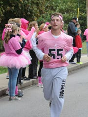 The fifth annual Booby Bolt was held Saturday in Pleasant