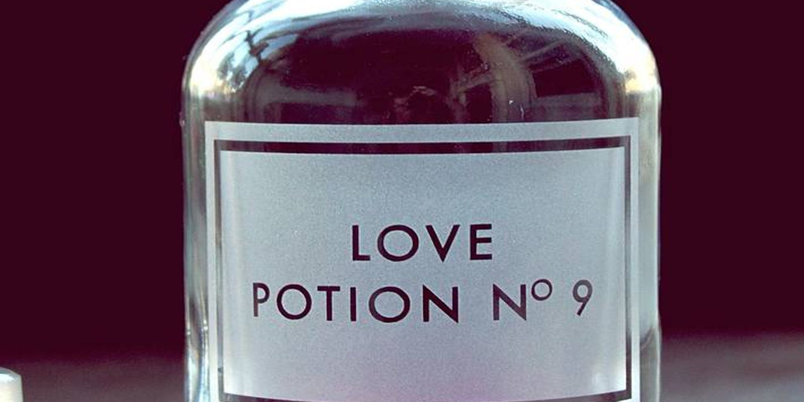 The Good Life: Homemade Love Potion