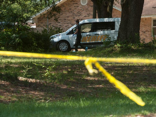The Escambia County Sheriff's Office is continuing