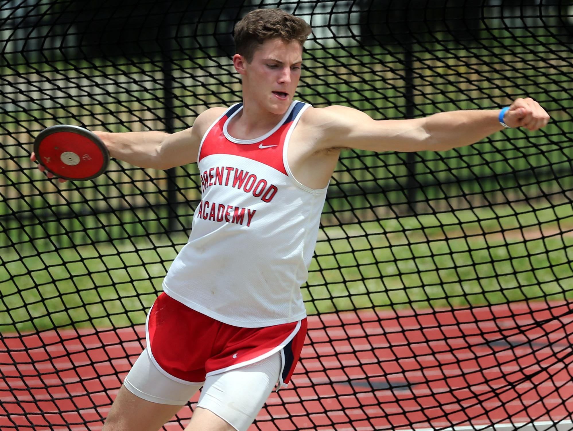 Brentwood Academy rising senior George Patrick has been selected to represent Team USA at the IAAF World Youth Championships in Cali, Colombia, later this month.