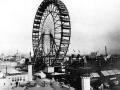 George Ferris stole the Ferris wheel from New Jersey and he paid with his life